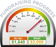 Fundraising Amount=$1,540.00 ; Goal=$2,000.00
